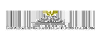 Rowland Reading Foundation Logo