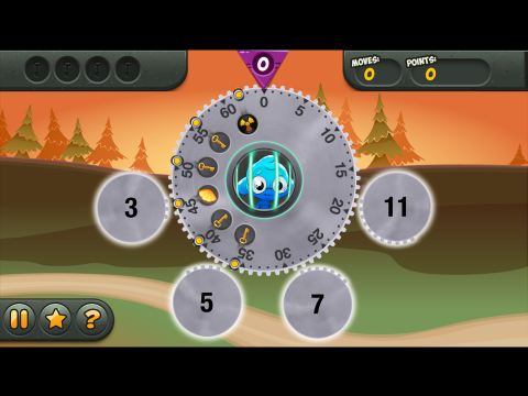 Filament Games BrainQuake Math