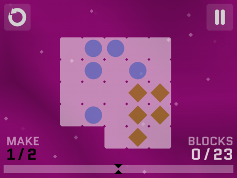 Diffission Fractions Learning Game Screenshot 1