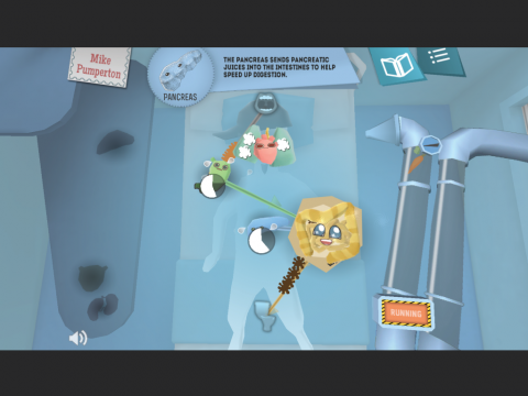 Digital Educational Game Dr. Guts