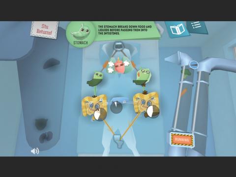 Dr. Guts Educational Digital Games