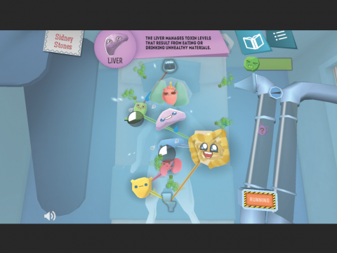 Body Systems Digital Learning Game Dr. Guts