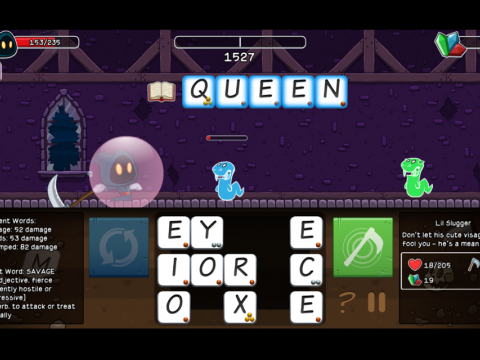 Digital Learning Games Letter Quest EDU