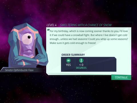 Planet Mechanic Educational Game