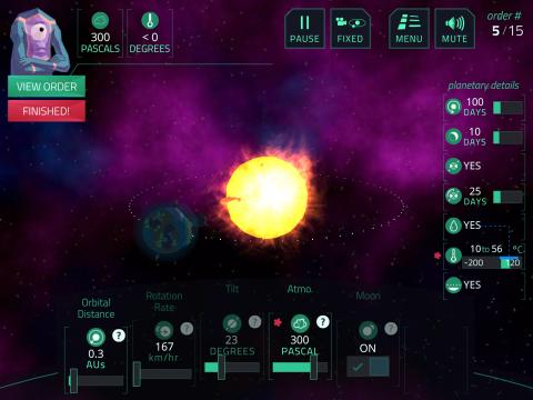 Planet Digital Learning Game - Planet Mechanic