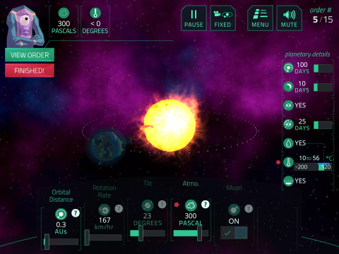 Planet Digital Learning Game - Planet Mechanic
