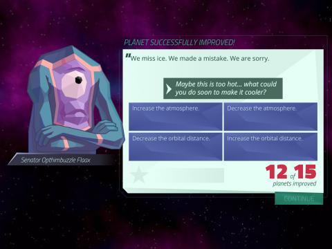 Planet Mechanic - Game-based Learning