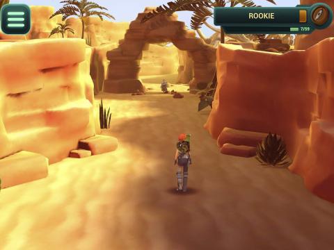 Ruby Rei Screenshot 2