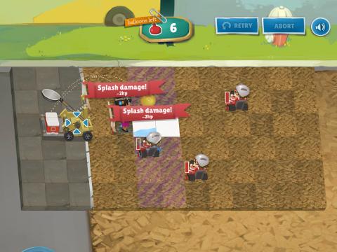 Backyard Engineers Digital Game-based Learning