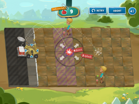 Backyard Engineers Digital Learning Game