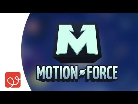 Motion Force Forces and Motion Learning Game Video