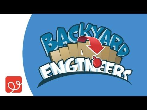 Backyard Engineers Energy and Engineering Learning Game Video