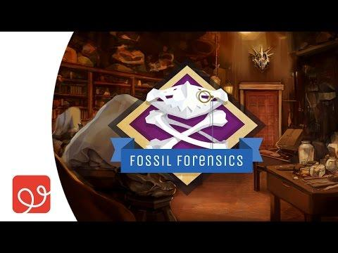 Fossil Forensics Unity and Diversity Learning Game Video