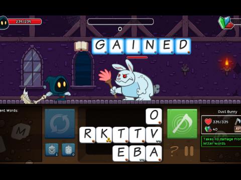 Spelling Learning Games Letter Quest EDU
