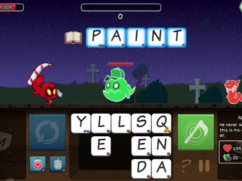 Digital Learning Games Letter Quest EDU