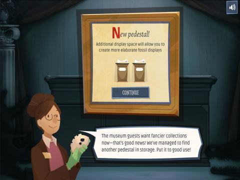 Digital Educational Game - Fossil Forensics