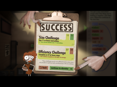 Human Resource Machine EDU Coding Fundamentals Learning Game Screenshot 9