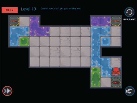 Molecubes States of Matter Learning Game Screenshot 5