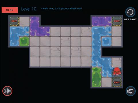 Molecubes States of Matter Learning Game Screenshot 5