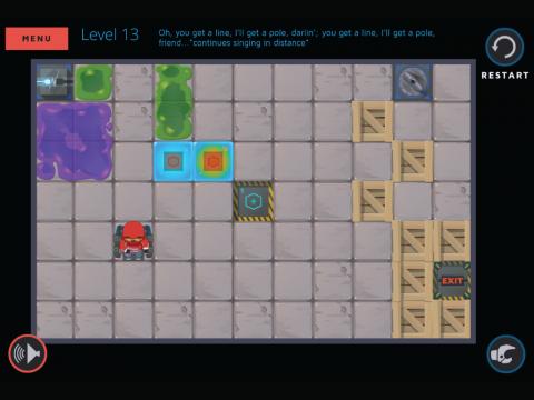 Molecubes States of Matter Learning Game Screenshot 7