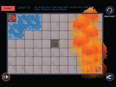Molecubes States of Matter Learning Game Screenshot 8