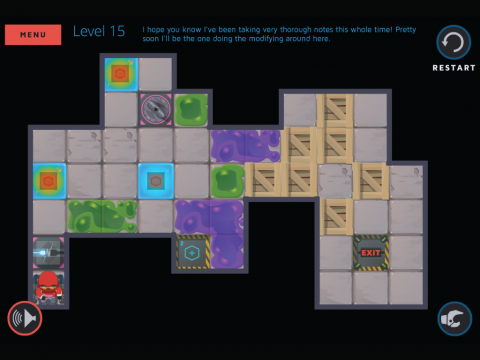 Molecubes States of Matter Learning Game Screenshot 9