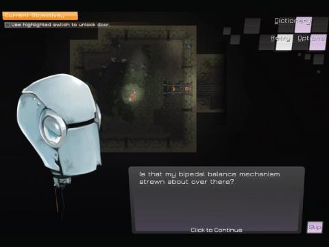 Prisoner of Echo Sound and Amplitude Learning Game Screenshot 1