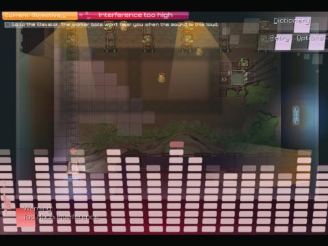 Prisoner of Echo Sound and Amplitude Learning Game Screenshot 10
