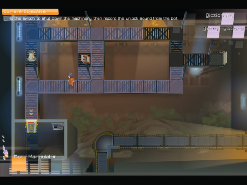 Prisoner of Echo Sound and Amplitude Learning Game Screenshot 11
