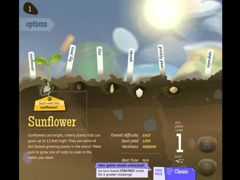 Game-based Learning - Reach for the Sun
