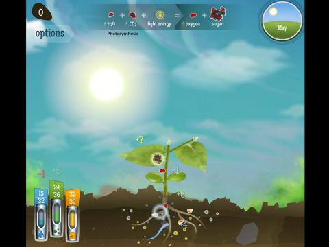Reach for the Sun - Digital Learning Game