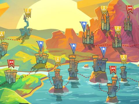 The Counting Kingdom EDU Math Game-based Learning