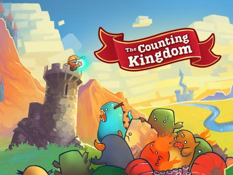 The Counting Kingdom EDU - Counting Digital Learning Game