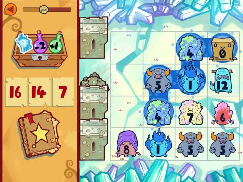 The Counting Kingdom EDU Math Learning Game