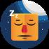 Sleep Furiously Grammar Learning Game Logo