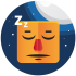 Sleep Furiously Grammar Learning Game Logo