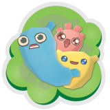 Dr. Guts Body Systems Learning Game Logo