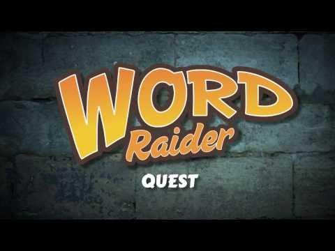 Word Raider Project Video