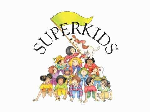 Superkids Online Fun Project Video