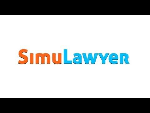 Simulawyer Project Video
