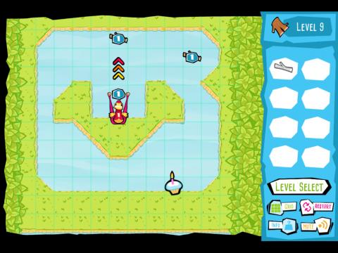 Bumper Ducks Project Screenshot 1