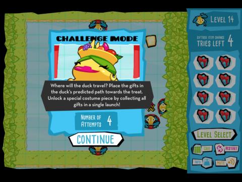 Bumper Ducks Project Screenshot 2