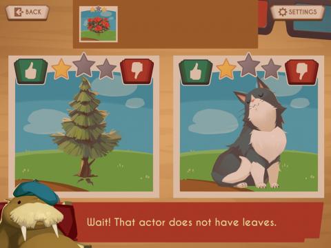 Showbiz Safari Educational Game