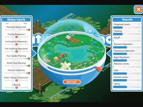 Educational Video Game Citizen Science