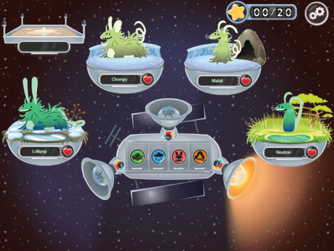 Educational Games for Inspire Science Filament Games
