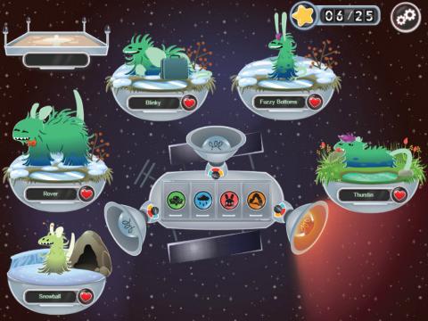 Filament Games Inspire Science Suite Educational Digital Games