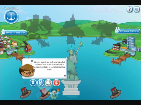 iCivics Project Screenshot 10