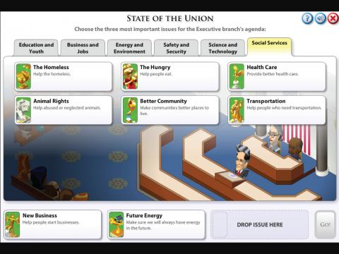iCivics Project Screenshot 7