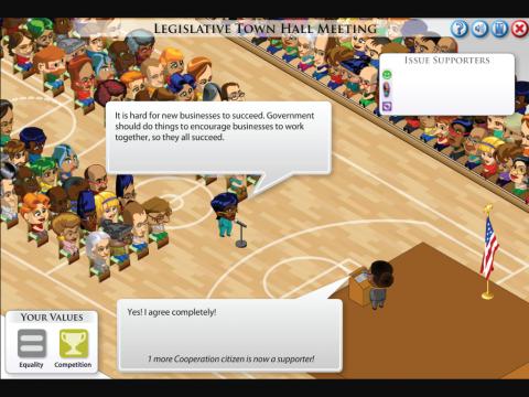 iCivics Project Screenshot 8