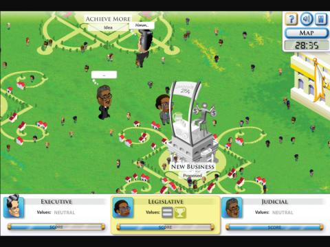 iCivics Project Screenshot 9
